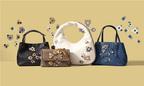 ボッテガ・ヴェネタ、万華鏡のようにカラフルな装飾のアジア限定バッグ「カレイドスコープ」発売