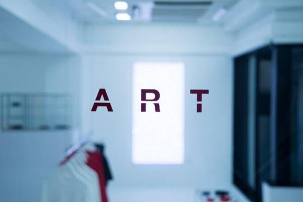 アンソロジーの小川圭司が手掛けるセレクトショップ「ART/ アート」渋谷にオープン