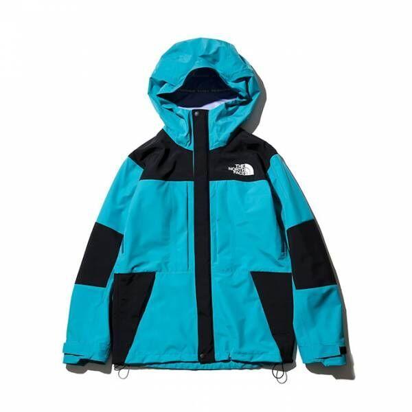 ザ・ノース・フェイス×ビームス、防水ジャケットや保温性の高いスリーブロゴ入りカットソー
