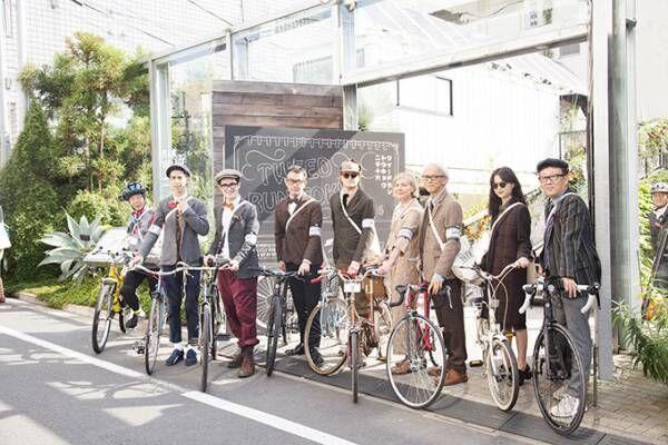 """ツイードラン2017が東京・愛知で開催、""""ツイード""""がドレスコードのランイベント"""