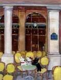ハローキティ×リサとガスパール、両作者が共同で油絵を制作 - コラボ商品化へ