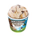 ベン&ジェリーズの新ミニカップ「ワッフルコーンドリーム」史上初のキャラメルソース入り