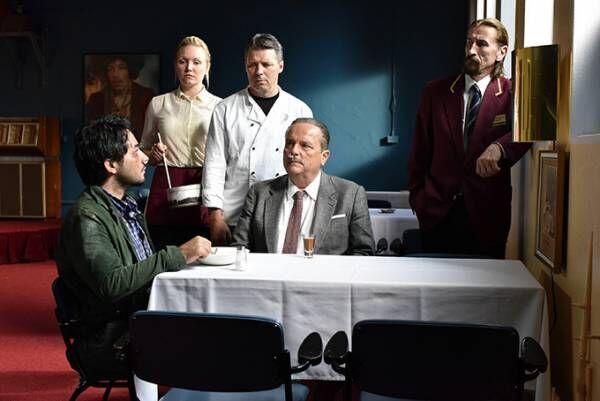 映画『希望のかなた』フィンランド名匠 アキ・カウリスマキ最新作、「難民問題」を描いたヒューマンドラマ