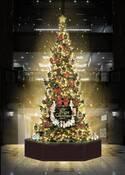 横浜ランドマークタワーのクリスマス -「ピーターラビット」をテーマにしたツリー&イルミネーション