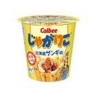 じゃがりこ「地域の味シリーズ」発売 、北海道ザンギ味や九州しょうゆ味などご当地フード再現