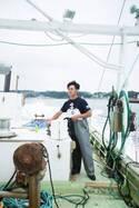 アーバンリサーチ×若手漁師集団の機能性フリース - シーパーカーやサロペット等、普段使いできる漁師服