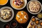J.S. パンケーキカフェ、2日間限定のハロウィンビュッフェ開催 - オバケや蜘蛛の巣のパンケーキ