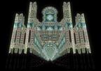 """「神戸ルミナリエ」約40万球の光が織りなすイルミネーション、仲町通り~東遊園地に""""光の回廊""""が出現"""
