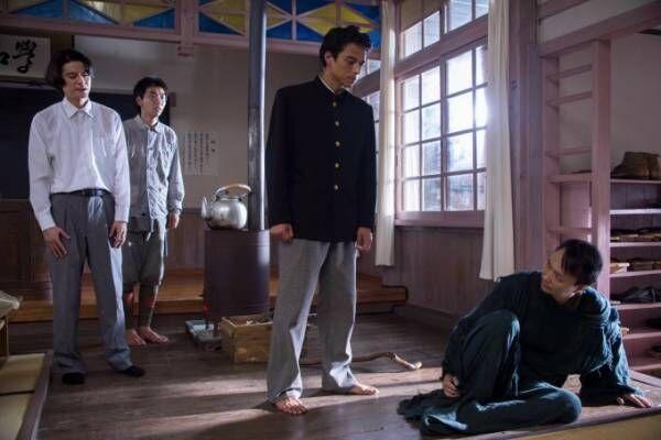 映画『花筐/HANAGATAMI』窪塚俊介、満島真之介出演 - 戦争の渦に巻き込まれる若者の「生」