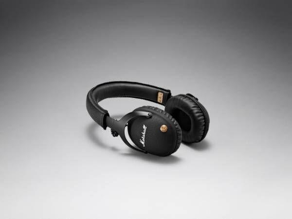 マーシャルの新作Bluetoothヘッドフォン「モニター」動画視聴時のタイムラグを最小限に