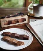 ゴディバのチョコを手軽にスタイリッシュに、セブン-イレブン限定「ゴディバ ザ タブレット」