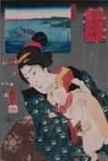 「いつだって猫展」静岡市美術館で、江戸時代の猫ブームを歌川国芳らの浮世絵と共に紹介