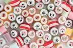 """パパブブレのお正月 - 戌年にちなんだ""""犬""""の絵柄キャンディや、飴でできた鏡餅"""