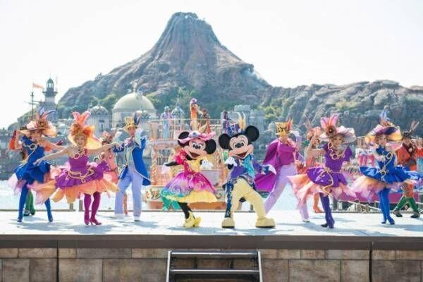 東京ディズニーシーで「ディズニー・イースター」開催、新作ショーや体験型エッグハントなど