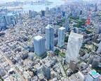 虎ノ門ヒルズ隣接地に3棟の高層タワービル&日比谷線虎ノ門ヒルズ駅が誕生、ビジネス・商業施設が登場