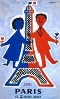 「ユーモア・ド・パリ」展が渋谷・Bunkamuraで - サヴィニャックら4人のフランス人作家に焦点