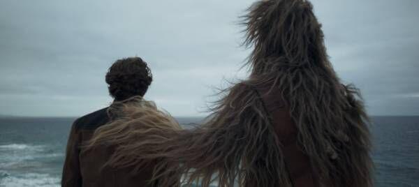 映画『ハン・ソロ/スター・ウォーズ・ストーリー』若きハン・ソロ&チューバッカの冒険描く