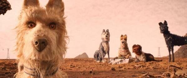 ウェス・アンダーソン最新作『犬ヶ島』は日本が舞台のアニメ - RADWIMPS・野田洋次郎も参加