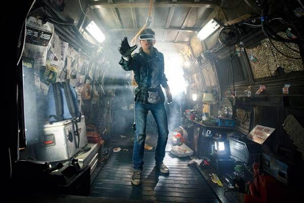 映画『レディ・プレイヤー1』スピルバーグ監督最新作 -「VR」が舞台のSFアドベンチャー