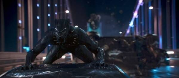 マーベル最新映画『ブラックパンサー』国王とヒーローの顔を持つ「アベンジャーズ」のニューフェイス