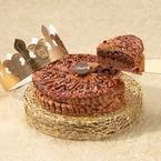 リンツの「ガレット・デ・ロワ」濃厚なチョコガナッシュ&ミルクチョコをサクサクパイ生地と