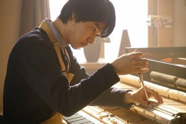 映画『羊と鋼の森』山﨑賢人×三浦友和、ピアノの調律に魅せられた青年の成長物語