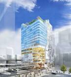 渋谷道玄坂エリアに新複合施設「渋谷フクラス」新・東急プラザ渋谷が開業、バスターミナルも設置