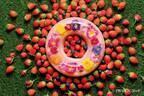ヒルトン名古屋、ピーターラビットの世界観を楽しむ苺ブッフェ開催 - 英国庭園がスイーツに