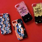 メゾン ド リーファーの新作猫グッズ、黒ネコのスマホケースやミラー