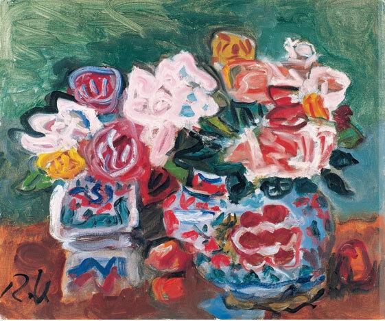 「資生堂アートハウス名品展」洋画や現代美術、工芸を楽しむ展覧会が静岡・資生堂アートハウスで