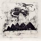 デヴィッド・リンチ 版画展 - 夢と幻が描かれたダークな作品を渋谷で展示