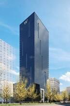 マリオットの日本初上陸ブランド「W ホテル」が大阪に - 設計顧問に安藤忠雄、プールやスパも併設