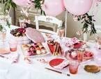 桜のテーブルウェア&雑貨がアフタヌーンティー・リビングから - 花見パーティーを部屋の中で