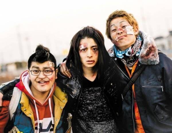 映画『ギャングース』コミック実写化、裏社会で生きる男の友情を高杉真宙・加藤諒・渡辺大知が熱演