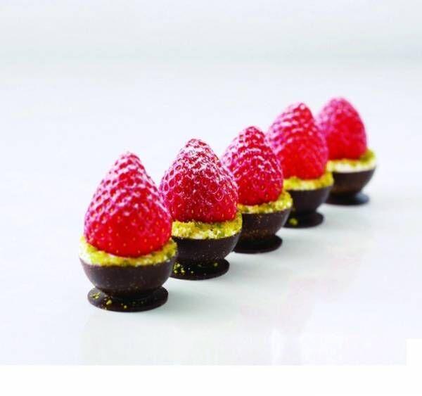 ギンザ シックスのバレンタイン、「パティスリー銀座千疋屋」「辻利」の特別ショコラ