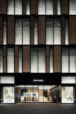 資生堂本店「シセイドウ ザ ストア」オープン - 化粧品販売、エステ、美容セミナーの総合拠点
