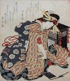 すみだ北斎美術館「Hokusai Beauty~華やぐ江戸の女たち~」北斎が描く江戸美人とは