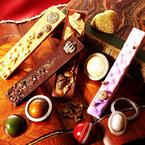ザ・リッツ・カールトン大阪のバレンタイン - 「宝石」や「ブローチ」に見立てたチョコレート