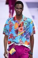 ポール・スミス新作「オーシャン」築地のマグロプリントTシャツやバッグ、六本木店では寿司提供も