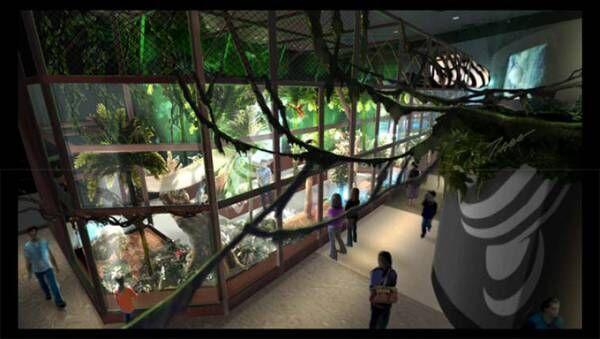 大自然の神秘を体験出来る「オービィ横浜」がリニューアル - セガが手掛けるエンタメ施設