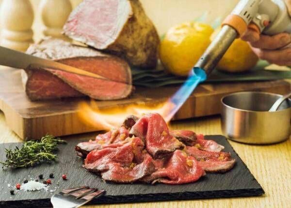 「肉フェス」GWに東京・大阪・広島で、飲めるハンバーグや花畑牧場のラクレットチーズ使用メニュー