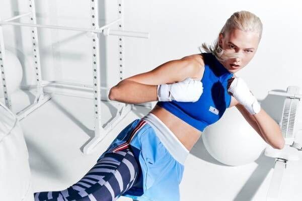 アディダス×ステラ マッカートニー2018年春夏、強さと女性らしさ兼ね備えたヨガウェアなど