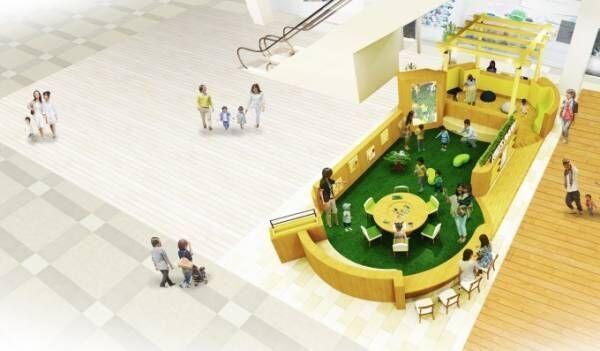 「三井ショッピングパークららぽーと新三郷」がリニューアル - 地域最大級のGU、スタバなど新規出店