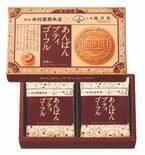 上野風月堂×銀座木村屋總本店「あんぱんプティゴーフル」、桜あんぱん味のプティゴーフル