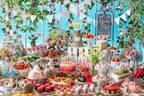 ヒルトン東京お台場のスイーツブッフェ、うさぎやてんとう虫の苺スイーツなど約30種類