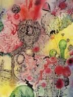 サイケデリックなグラフィックアーティスト ウィル・スウィーニーの個展、ディーゼル渋谷で開催