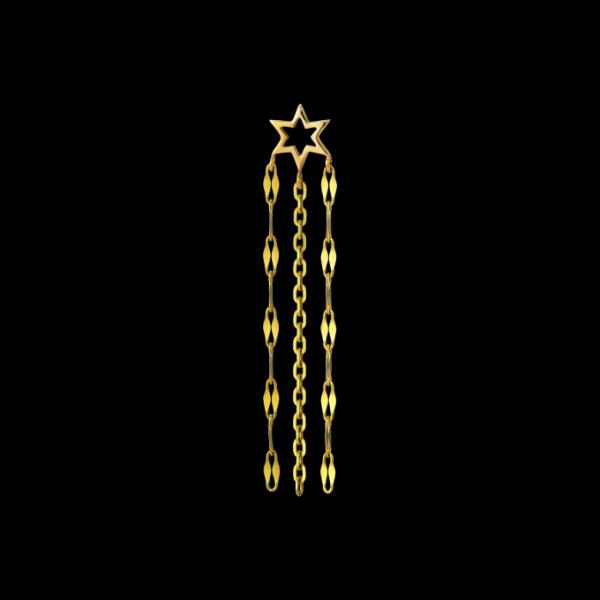 """スタージュエリー ガール、宇宙空間から着想を得た""""惑星""""や""""ロケット""""のピアス&ブレスレット"""