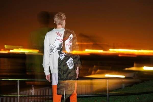 KYTEニック・ムーンのソロアルバム「CIRCUS LOVE」ダイエットブッチャーのイメージモデルに