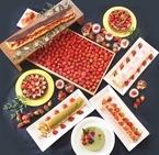 ホテル京阪 京橋グランデの「いちごスイーツブッフェ」当日入荷のブランド苺が食べ放題
