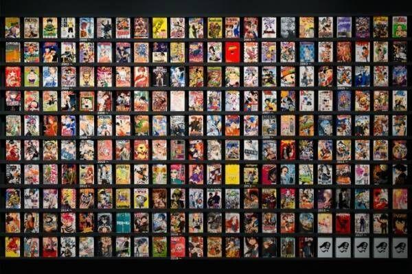 「週刊少年ジャンプ展」第3弾が六本木で、『ONE PIECE』『NARUTO』など00年代を特集